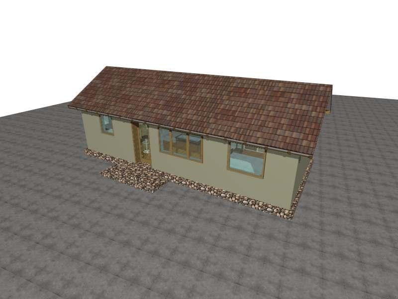Proiect de casa mica si ieftina