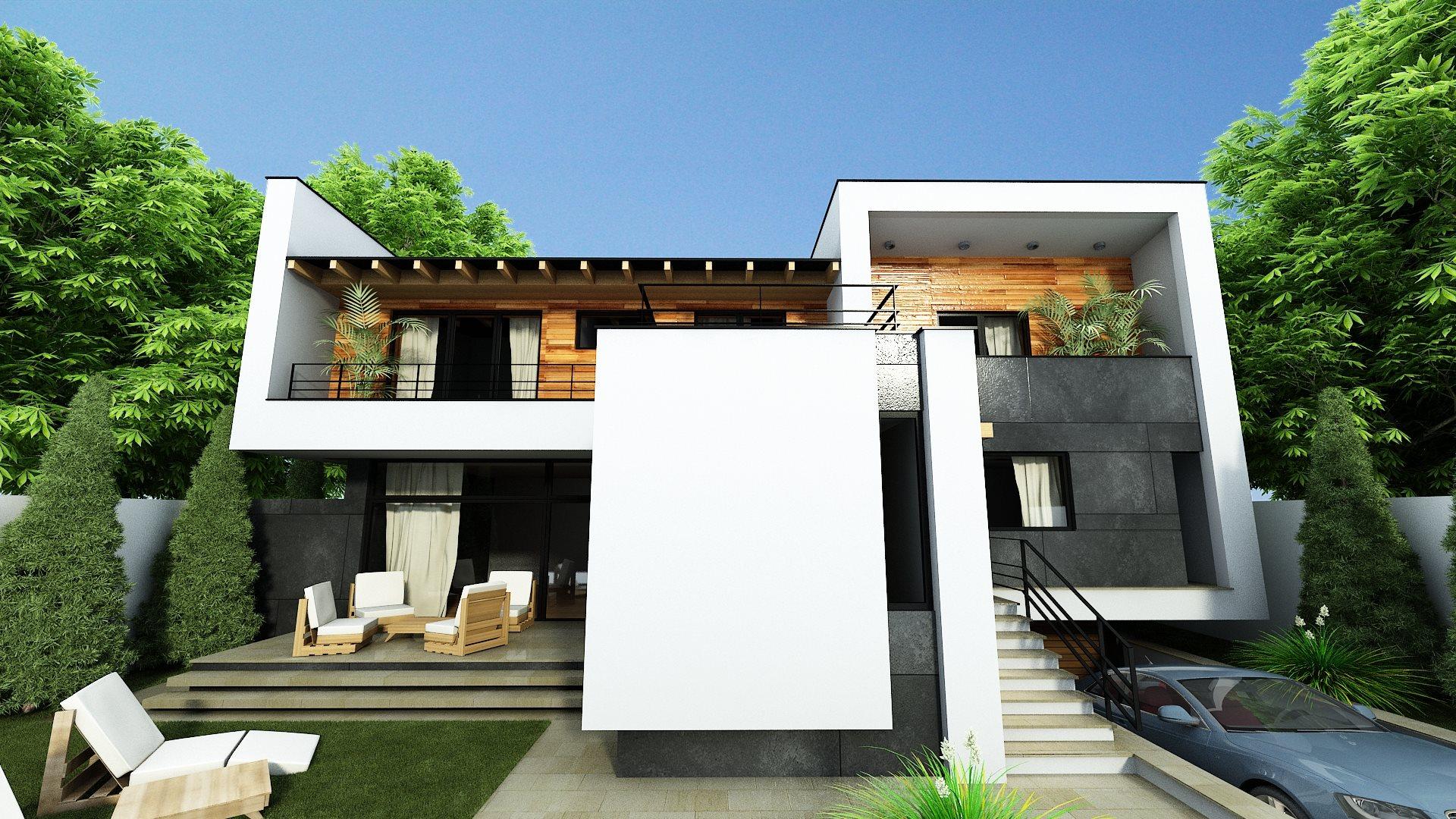 Proiect de rezistenta pentru casa AWStudio